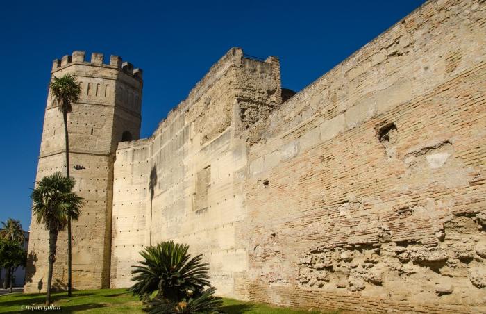 Alcázar de Jerez. Torre Octogonal. Fotografía: Rafael Galán