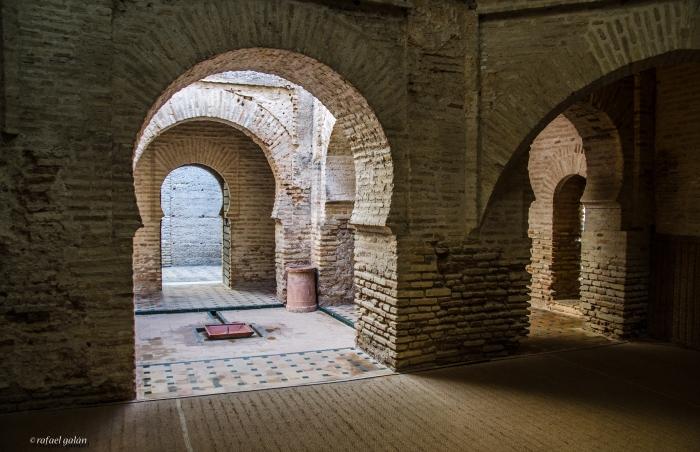 Alcázar de Jerez. Mezquita. Fotografía: Rafael Galán