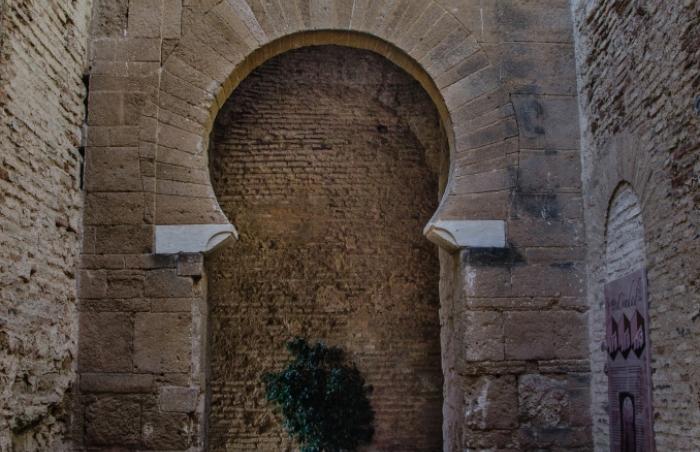 Alcázar de Jerez. Puerta. Fotografía: Rafael Galán