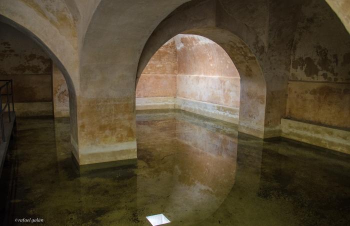 Alcázar de Jerez. Aljibe. Fotografía: Rafael Galán