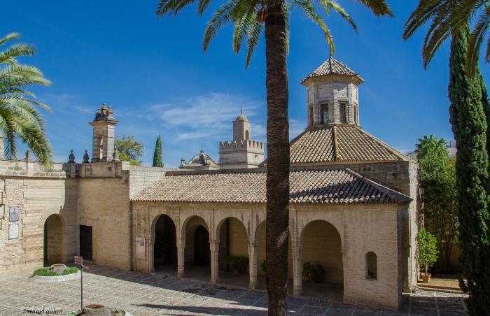 Alcázar de Jerez. Patio de Armas. Fotografía: Rafael Galán