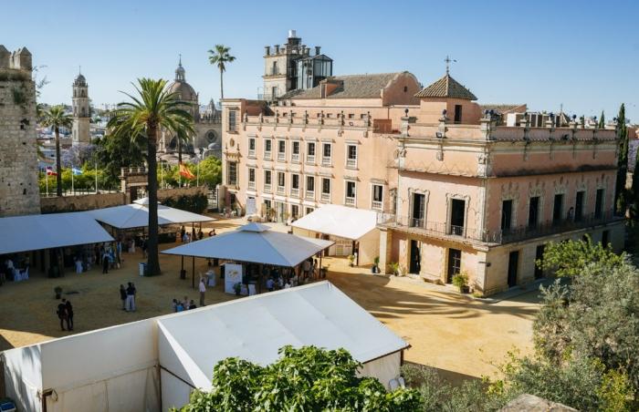 Patio del Palacio Villavicencio